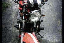 gigas motocykle motobike's / Suzuki Bandit 600, moto, motocykle,  bike, cafe racer,bobber, custom