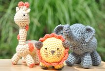 Knit and Crochet / Various knit and crochet patterns / by Christine Hurry