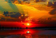 Sunshine, Sunrise and Sunset