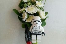 Star wars corsage