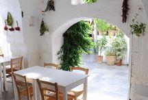 Trattorie e ristoranti in Salento