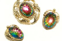 Vintage Whiting and Davis Jewelry
