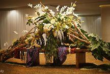 Indonesian Ethnic Flower Inspirations