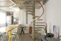 Escadas de Concreto