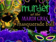 Murder at the Mardi Gras Masquerade Ball - Murder Mystery Party / An entertaining clue-based Mardi Gras Masquerade Ball themed murder mystery party for 7-9 guests ages 13 & up in an old mansion setting. Play as co-ed, all female or all male - the characters are gender flexible! Additional expansion packs available up to 27 unique players.