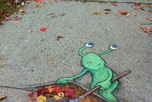 beste iedeën streetart
