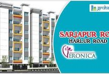 Flats for Sale in Sarjapura / Find Flats/Apartments for sale in Sarjapur Road, Bangalore. Buy Budget 1 BHK, 2 BHK and 3 BHK Low Cost and Luxury Apartments in Sarjapur Road with more Amenities.