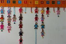 iskolai dekor