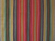 Bolivian Frazadas / Beautiful combinations of color and stripes in these 100% woolen blankets from the Aymara people of Bolivia.