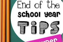 End of the School Year  / by Nichole Reimer