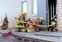 Fire Fighter I Academy / Begin or enhance your career in structural firefighting. Fire Fighter I Academy prepares students and fire service professionals (volunteer and paid fire fighters) for testing and certification as IFSAC Fire Fighter I. / by NIC Workforce Training Center