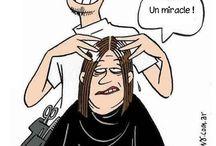 Facebook  coiffure