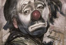 clowns / by Melissa Anderson