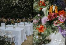 Earthy Natural Wedding Decor