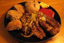 Statt Fleisch / Hier sammle ich Fotos von Gerichten, die das Verlangen nach traditionellen Fleischgerichten voll befriedigen. Verzicht ist nämlich nicht mein Ding! :-)