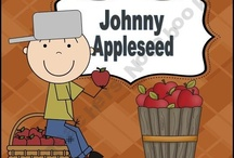 Classroom - Apples/ Johnny Appleseed