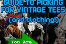 Vintage Clothing Shopping Guides