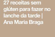 receitas da Ana Maria Braga
