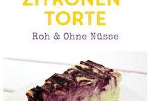 Vegan - Raw & No Bake / Vegan - Roh, Raw, Kuchen, Torten, Riegel, Süßigkeiten, No Bake