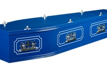 Contemporary coffins / A selection of contemporary designed coffins available by our Brighton Funeral Directors company.  Contact us for caring, choice and compassion http://www.sussexfunerals.com