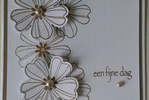 Natural Flower Pin