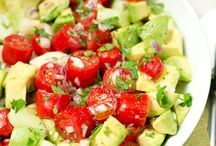 Banting Salad
