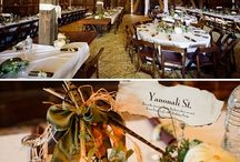 Barnyard Wedding Inspiration / Rustic, outdoorsy, farmhouse - all the inspiration you need!