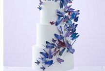 My Wedding Inspiration / Inspirations for my upcoming wedding! Colors are purple and blue with pops of yellow.