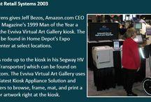 Kiosk History / Kiosk History