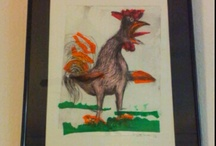 el gallo asfixiao