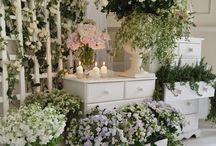wystrój kwiaciarni