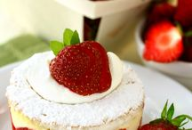 Dessert Specialities / by Karen Dunaway (The Skinny Gourmet)