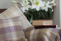 Tweed n tartan country style