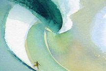 Art style: Surf Art