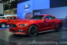 Mustang in India