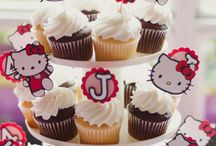 Hello Kitty Party / by Liliett Contreras
