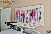 B laundry room