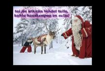 Juhlat - joulumusiikki