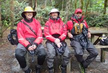 Cags, Paddling Jackets and Dry Pants