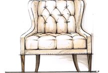 Drawing furniture