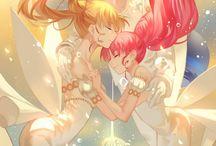 sailor and anime
