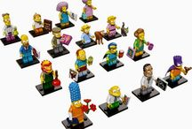 LEGO has new upcoming items regarding The Simpsons Family. / One is LEGO 71016 The Simpsons Kwik-E-Mart with 2179PCs and the other is The Simpsons minifigs 16designs. Collectors must have. These items will be available in May 1, 2015.
