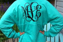 Monogram / by Ally Ellis