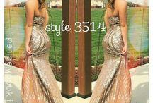 Prom Inspiration / Shail K Prom fashion worn by style savy women