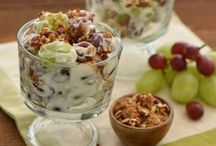 Mountain High Yoghurt Sweepstakes / Simple fall recipes inspired by the Mountain High Yoghurt Pinterest Sweepstakes. #Sweepstakes