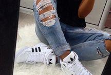 Adidasskor