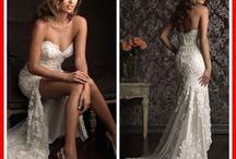 Wedding Dress! <3 / Wedding dress ideas :)