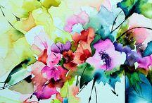Vackraste akvarellen
