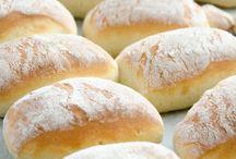 Przepisy na chleby i bułki