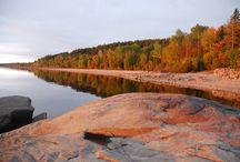 #Baskatong / Réservoir Baskatong - Ferme-Neuve, Hautes-Laurentides, Québec, Canada